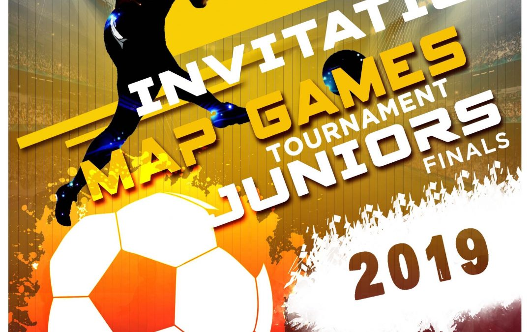 Juniors Finals – 16 June 2019 Invitation