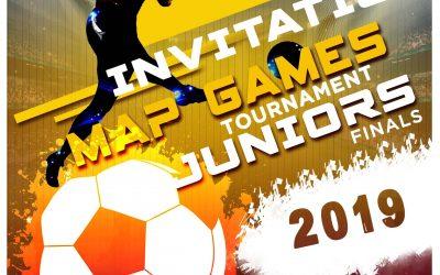 Juniors Finals – 16 June 2019 Invitation